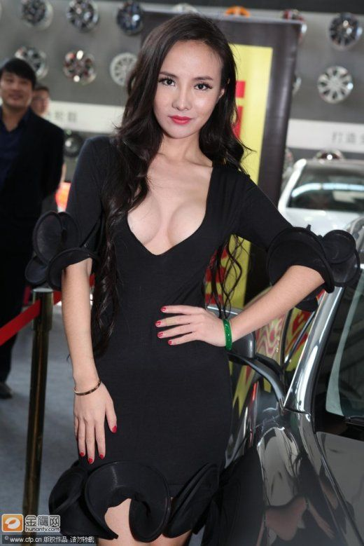 lulu chinese actress Gan