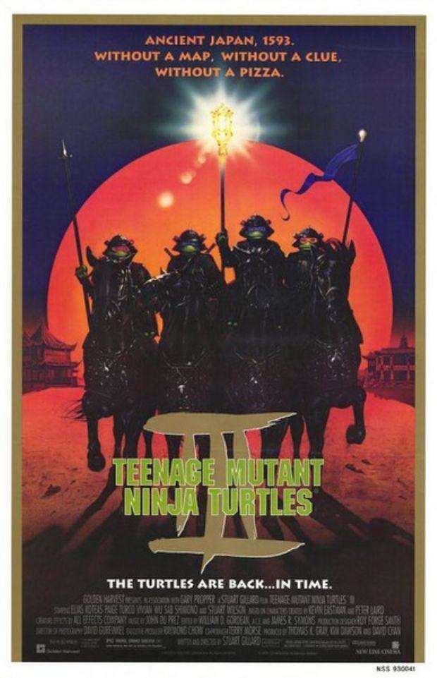 Teenage Mutant Ninja Turtles Iii Ninja Turtles Movie Teenage Mutant Ninja Turtles Teenage Mutant Ninja