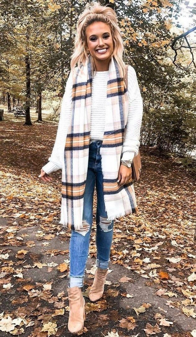 44 Trending Winter Outfit Ideas to Get Inspire #Outfit