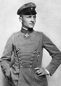 Manfred von Richthofen, Der Rote Baron, l'Asso degli Assi