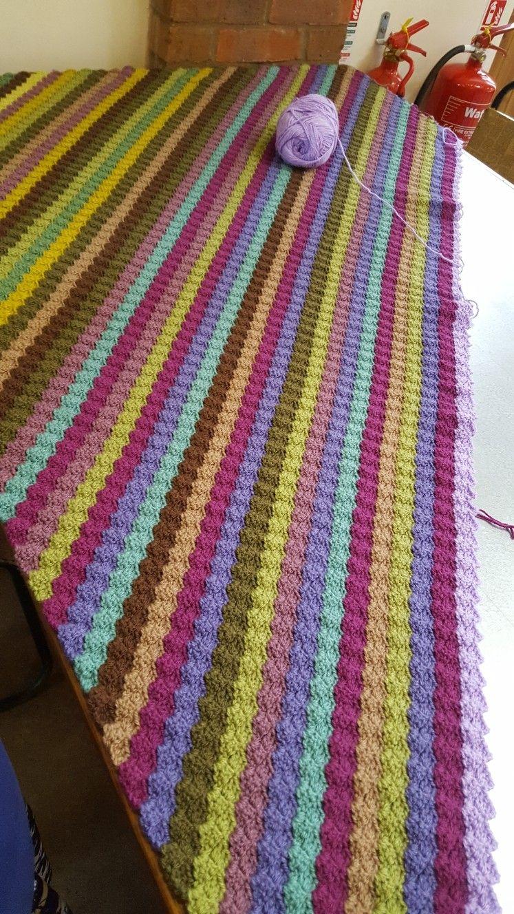 C2c Moorland Blanket Attic24 Blanket Crochet Blanket Crochet
