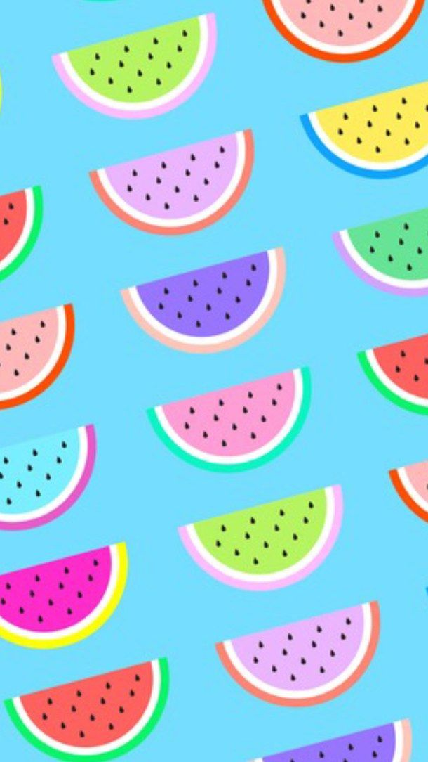 2015 Background Pattern Wallpaper Watermelon Wallpapers Iphone
