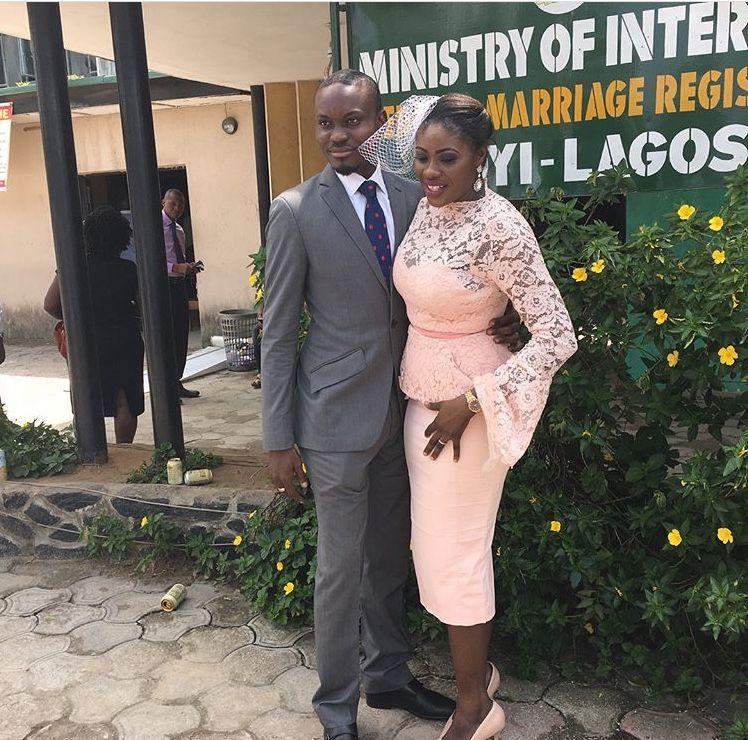 What To Wear To Your Nigerian Registry Wedding Lumibee16 Www