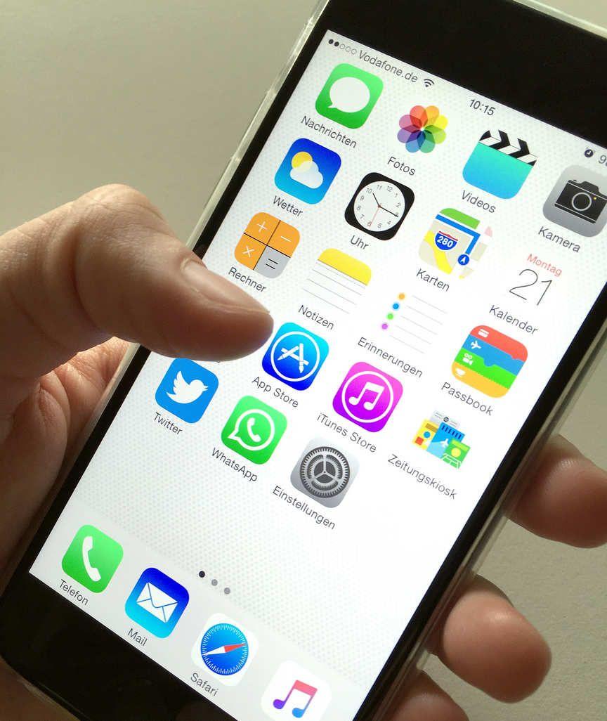 NACH DEM APPLE-APP-STORE-HACK Bin ich betroffen? Wie schütze ich mein iPhone?
