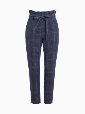 High waisted, plaid pants :)
