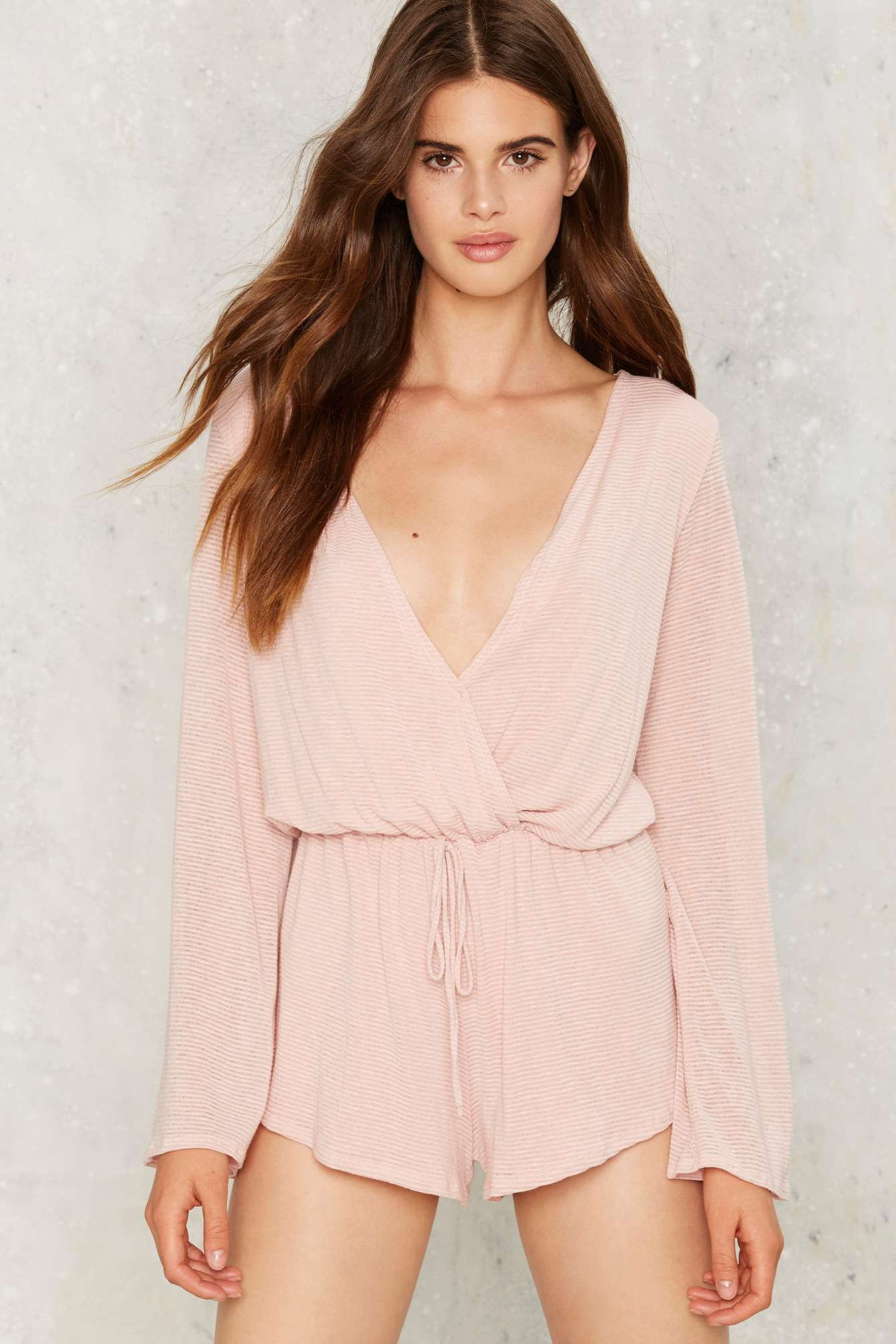 Easy Way In Lounge Romper | Shop Clothes at Nasty Gal!