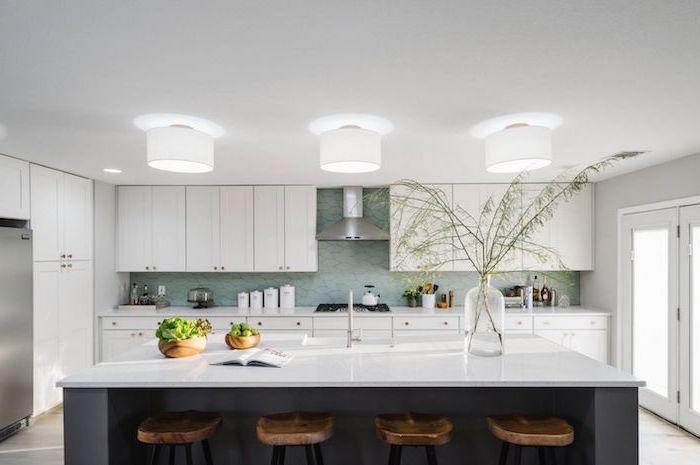 Enjoyable 1001 Kitchen Island Ideas For A Stylish And Modern Inzonedesignstudio Interior Chair Design Inzonedesignstudiocom