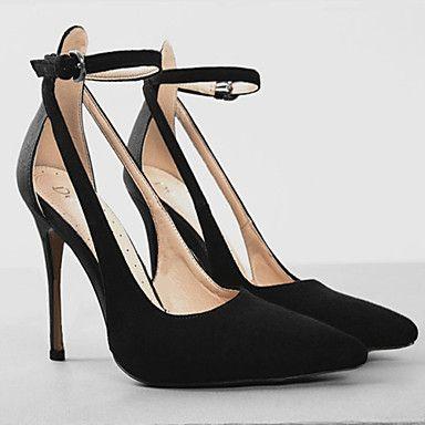 Zapatos de tacón puntiagudo Zapatos de mujer Tacones dorados Tacones Stiletto P2iadGpxwN