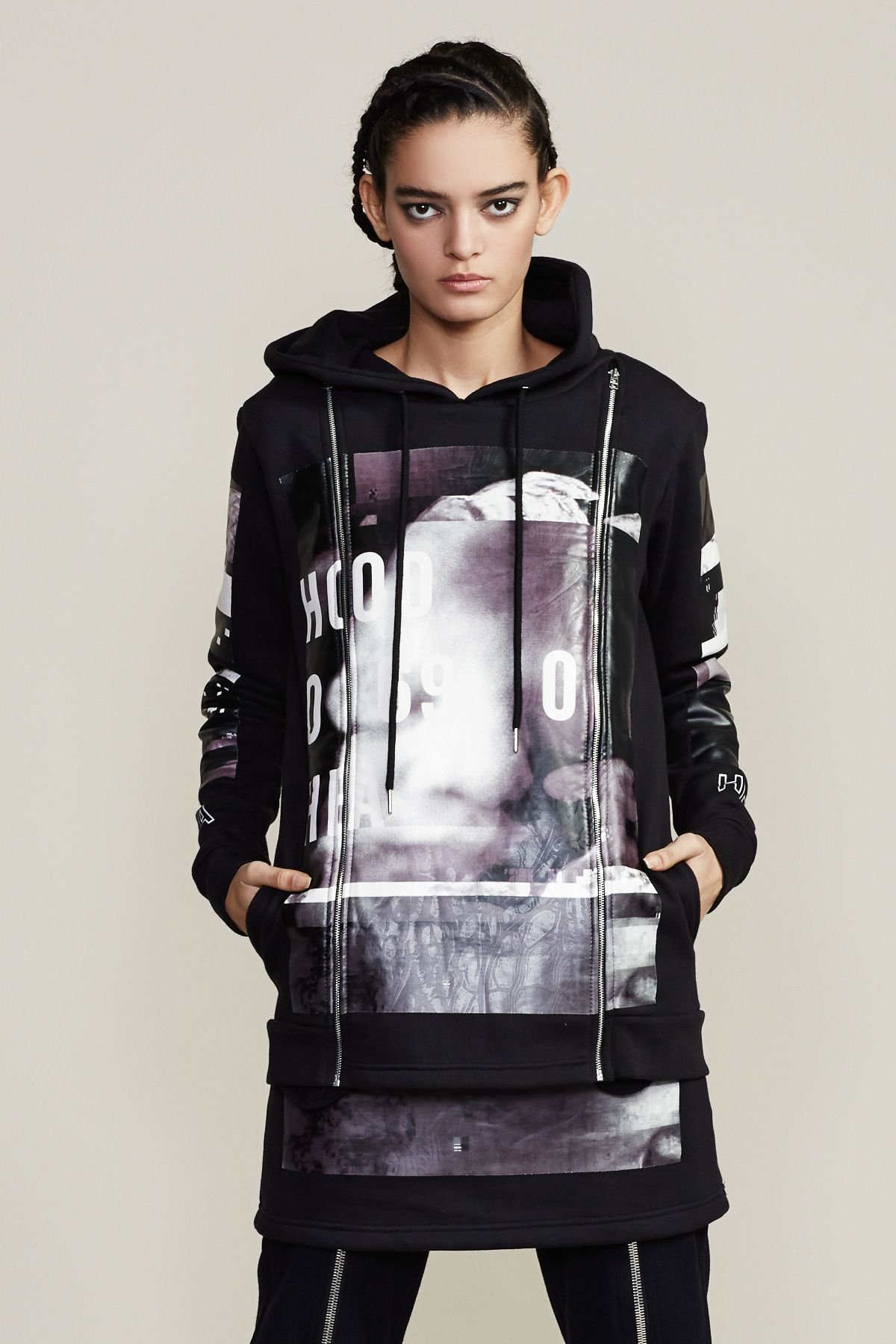Not Just For Boys: Hood By Air Women's Fall/Winter 2014