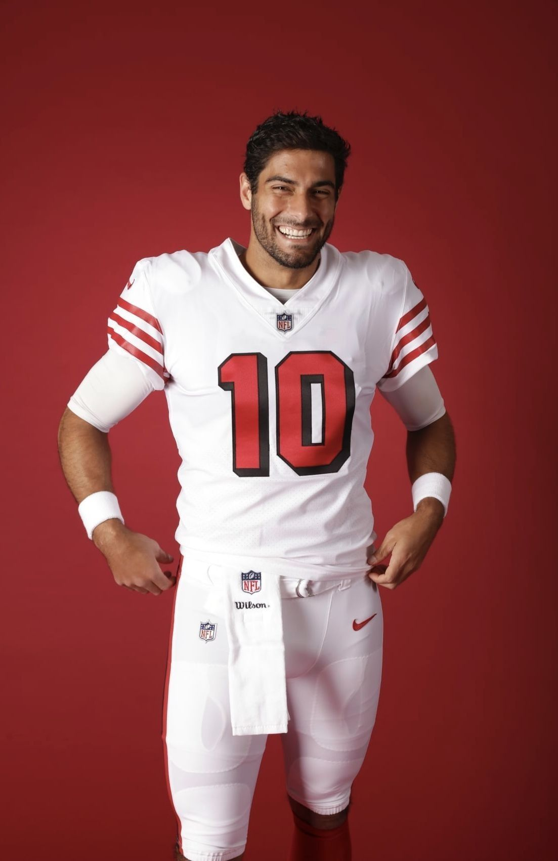 Pin By Ju Etges On Nfl In 2020 49ers Quarterback 49ers Players Nfl Players