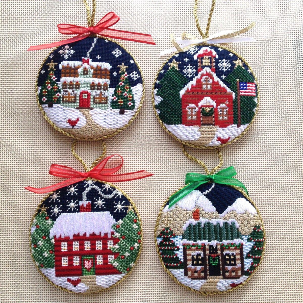 Finished Ornaments Plus More Needlepoint Needlepoint Stockings