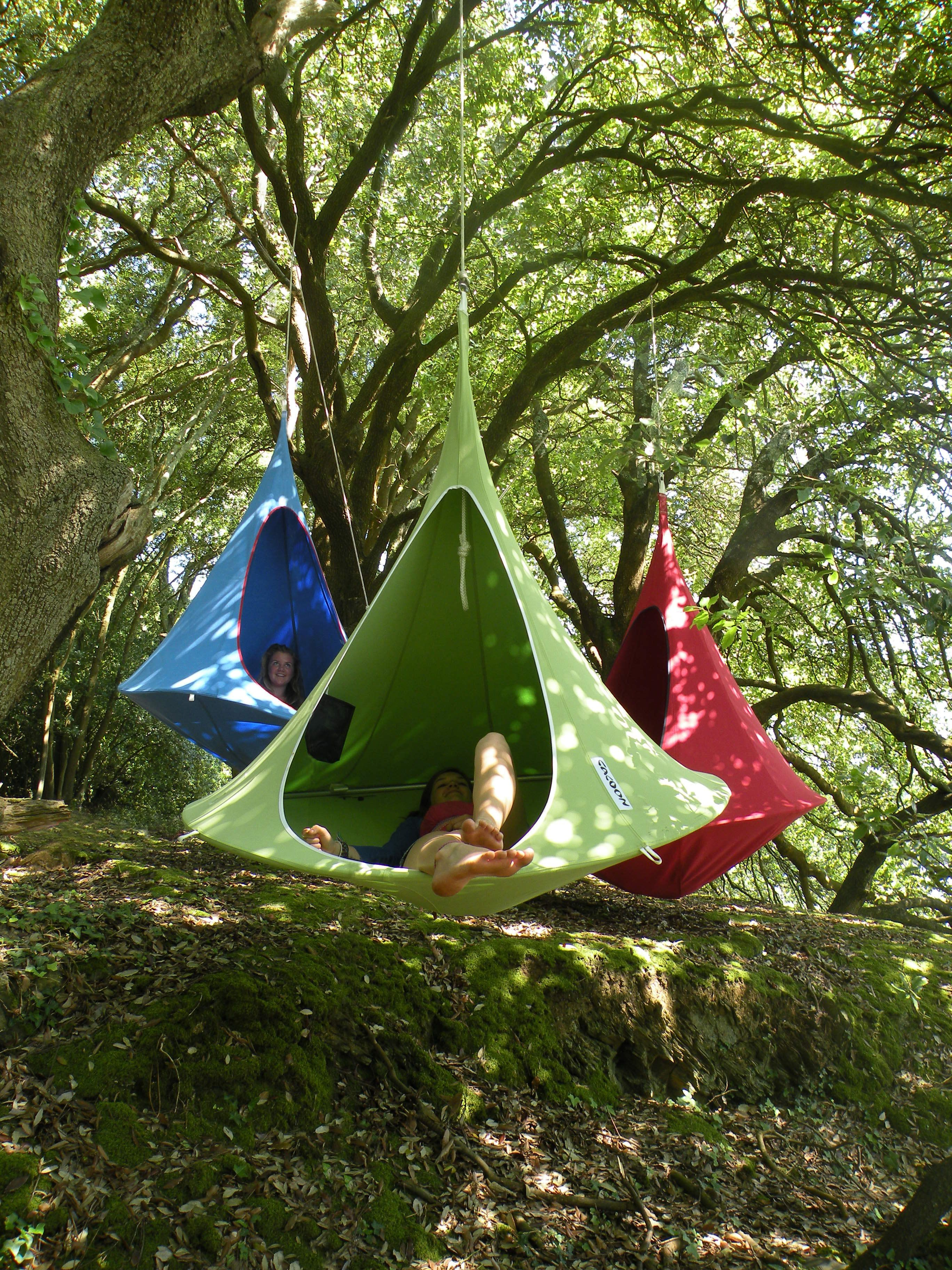 Tent   Double Hanging Chair   Cacoon