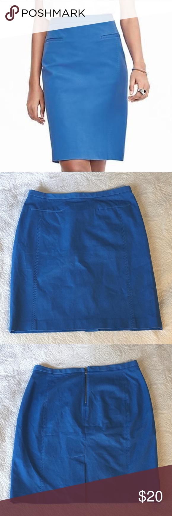Banana Republic Skirt NWOT! Great skirt, just never got around to wearing it! Banana Republic Skirts Pencil