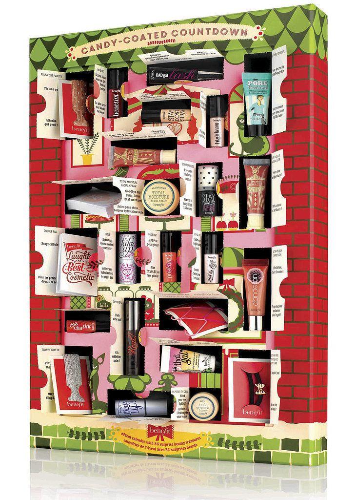 Benefit Cosmetics Beauty Advent Calendar Makeup Advent Calendar Makeup Calendar