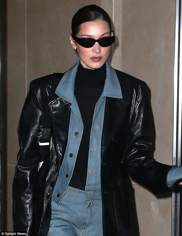 Bella, Yolanda et Anwar Hadid font des courses séparées à New York   – style-fashion