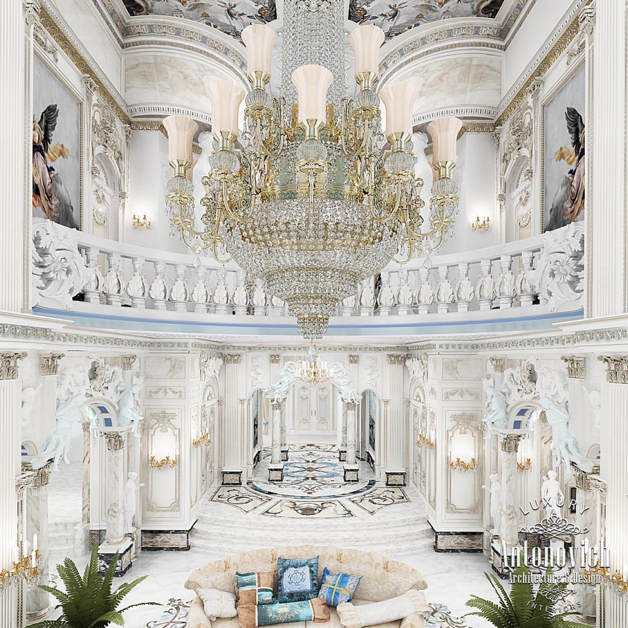 Villa interior design in dubai palace in dubai photo 1 for Dubai decoration interieur