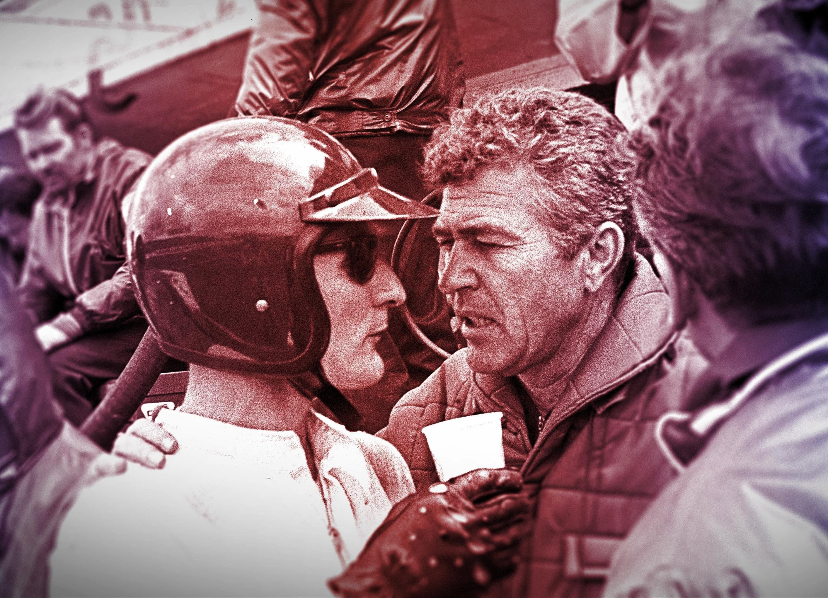 vs. Ferrari The Real Story Behind The Most Bitter Rivalry In Auto RacingFord vs. Ferrari The Real