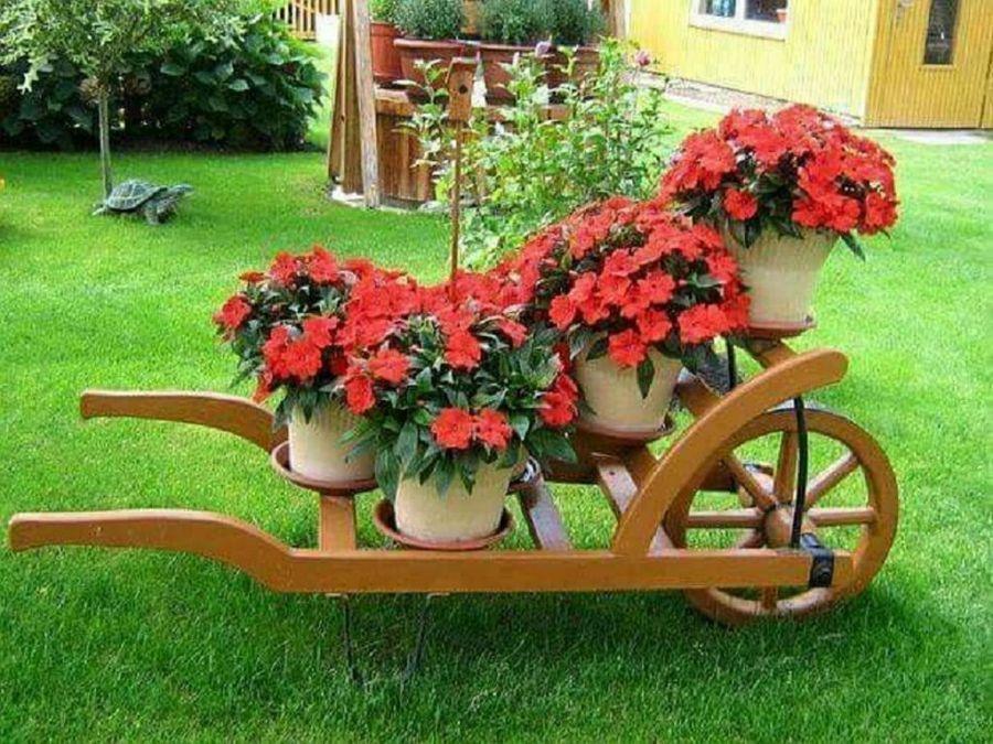 50 accesorios para decorar el jard n de tus sue os y de - Decorar el jardin ...