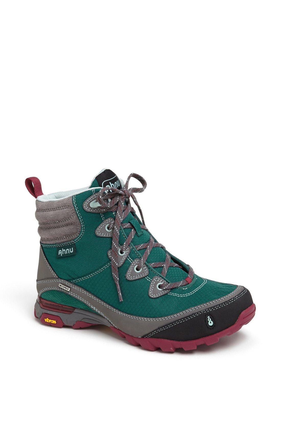 4ab04038ba4 Ahnu 'Sugarpine' Waterproof Boot | Hiking Boots in 2019 ...