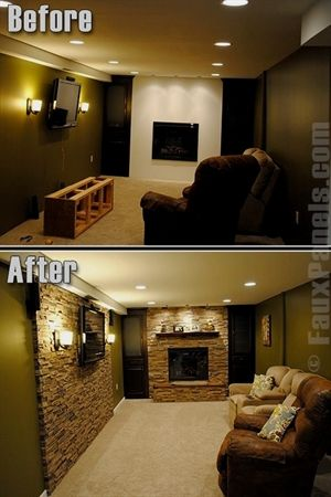 Inspiring Accent Wall Ideas To Change An Area Living Room Brown Bedroom Rustic Dining Wood