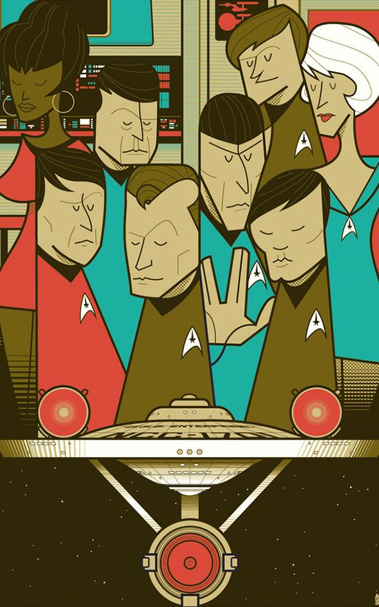 New Pop Culture Illustrations by Ale Giorgini | Inspiration Grid | Design Inspiration