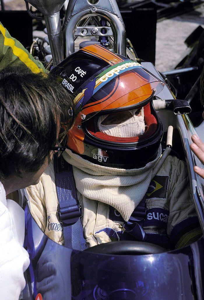 Emerson Fittipaldi, Copersucar Fittipaldi-Ford FD04, 1976 Belgian Grand Prix, Zolder