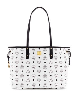 Cloth satchel | Bags, Mcm handbags, Mcm bags