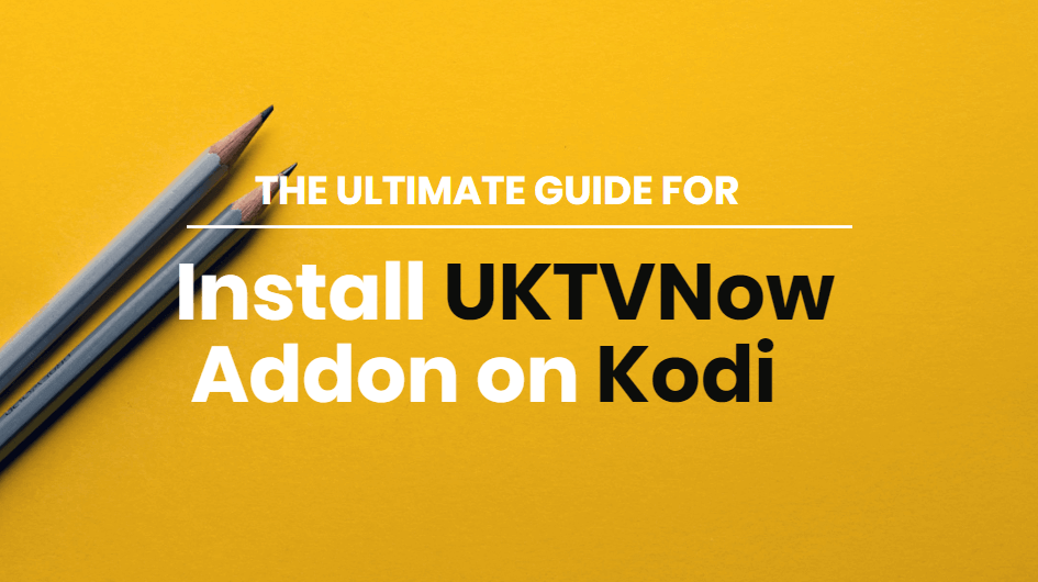 How to install UKTVNow on Kodi. Kodi, Installation, How