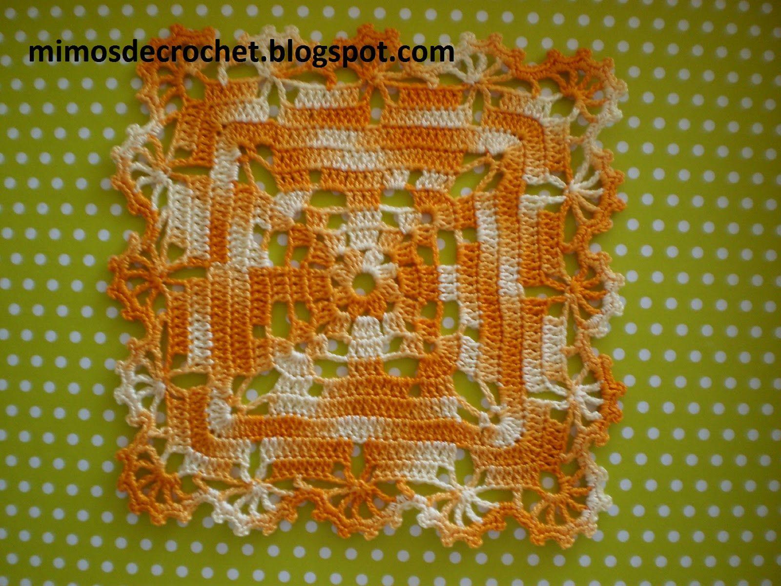 Crochet doily | Mimos de Crochet: Naperon pequeno