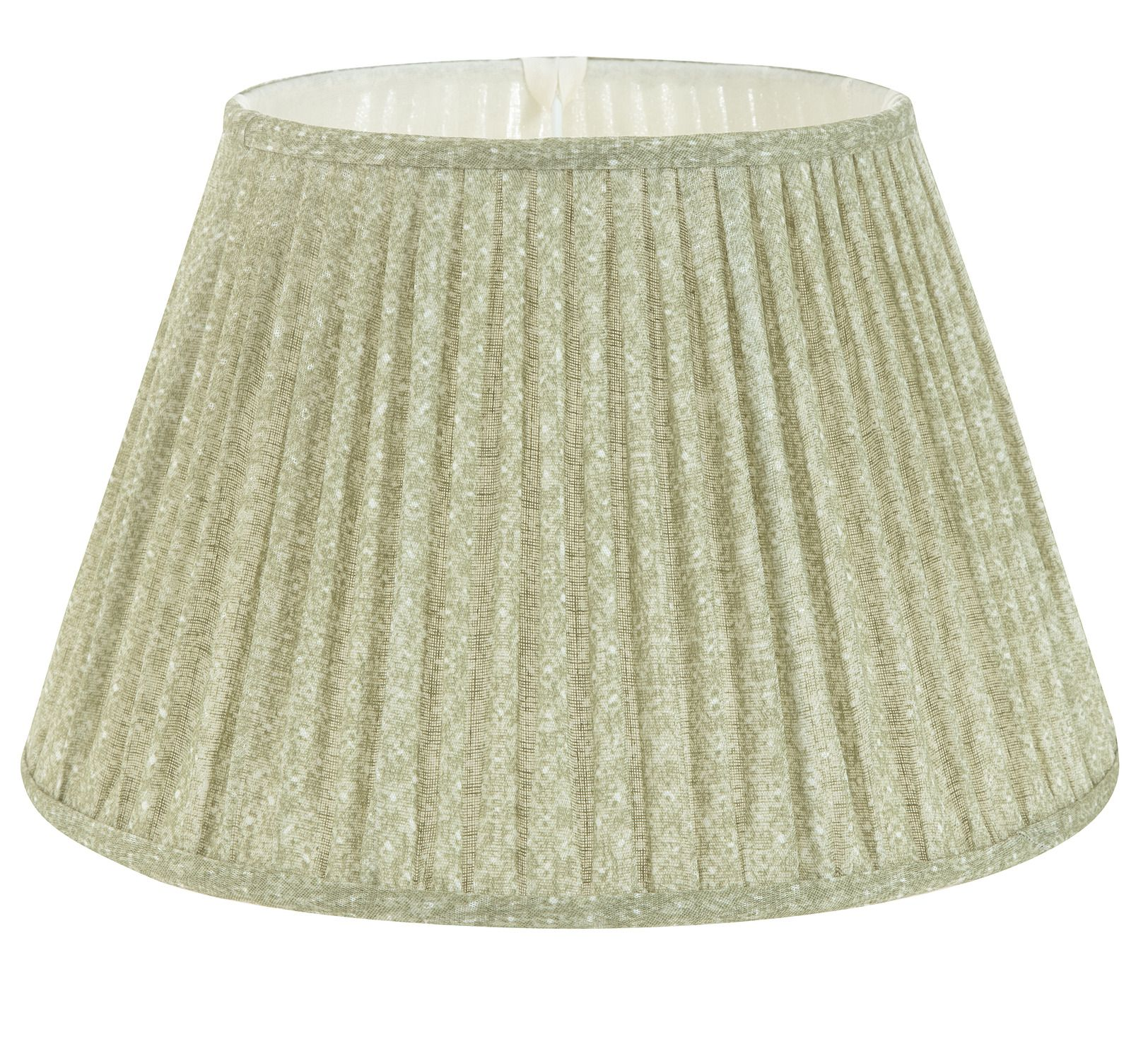 linen reeves product lighting smoke edge lamp edgar dt lampshades shades rolled