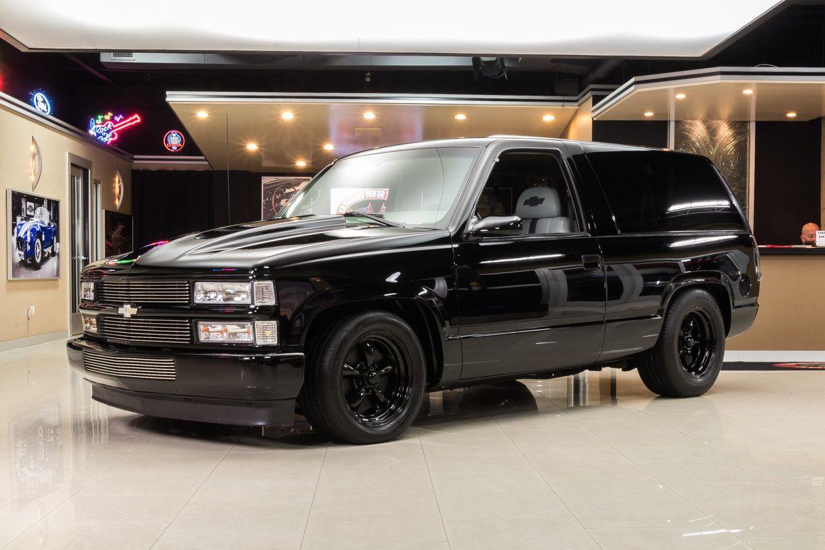 1999 Chevrolet Tahoe Vanguard Motor Sales Chevrolet Tahoe