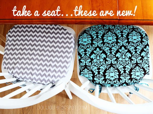 Easy Peasy Seatcover Makeover