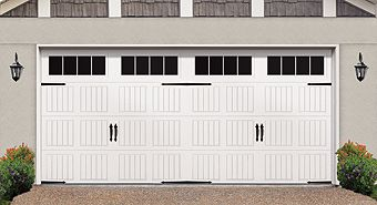 Steel Garage Doors Model 9100 9600 Garage Door Styles Garage Doors Garage Doors For Sale