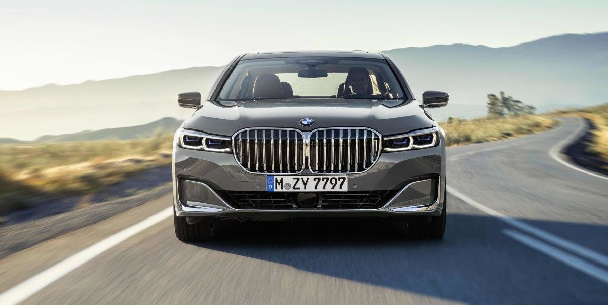 Bmw S 2020 7 Series Makes A Dramatic Entrance With Its Bold