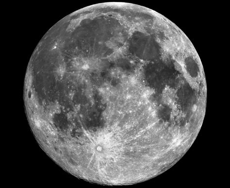 Color in Science: The Moon ~ http://clrlv.rs/9VdtNp