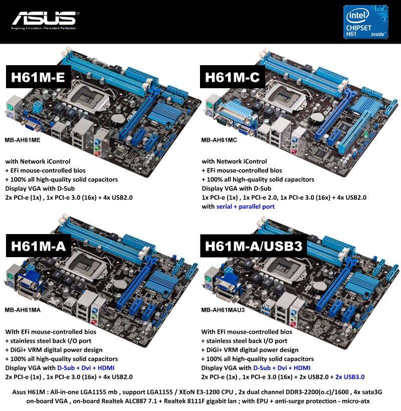 ASUS H61M-AUSB3 REALTEK LAN DRIVERS FOR MAC