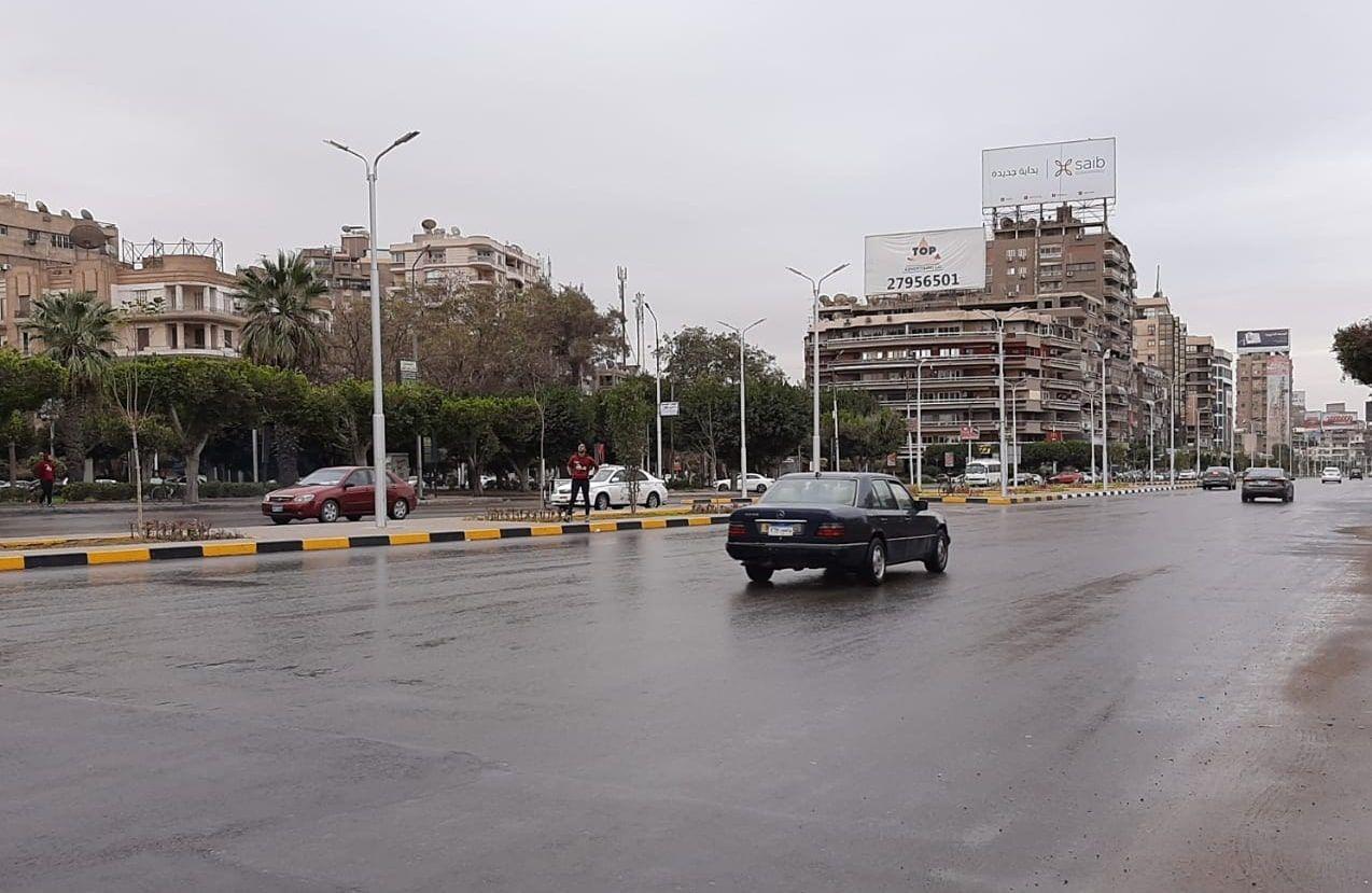 تفاصيل حالة الطقس في مصر غدا الأربعاء 3 فبراير 2021 أمطار ورياح وانخفاض حرارة In 2021 Street View Views Scenes