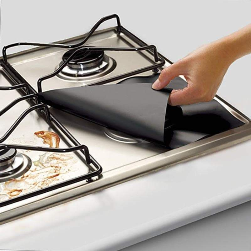Gas Range Stove Top Burner Protectors Android Gadget Unboxing Gadgetrue Review Techie Latesttech Makinglif Gas Stove Top Gas Stove Stove Burner Covers
