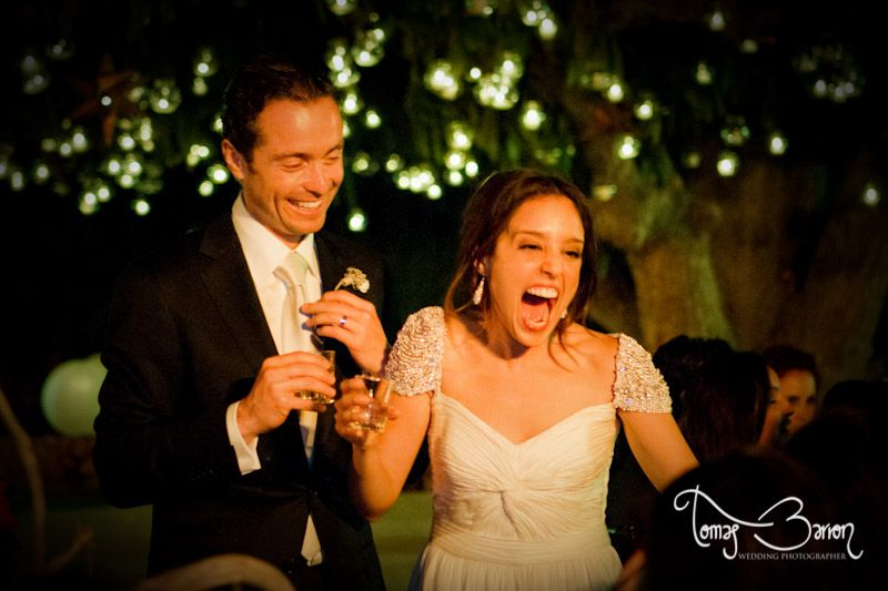 I want my photographer Lilly to capture REAL moments like this throughout the wedding.
