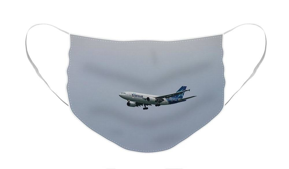 Air Transat Plane In Flight Face Mask For Sale By Marlin And Laura Hum In 2020 Masks For Sale Face Mask Air Transat