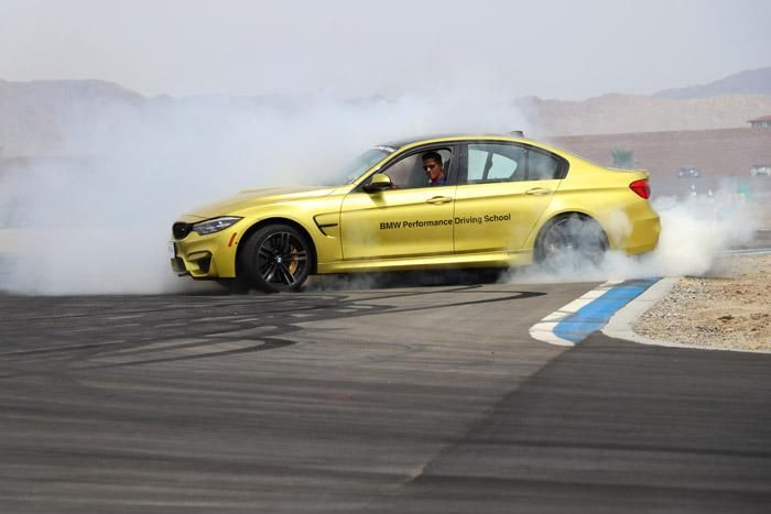 BMW Performance Driving School >> At The Bmw Performance Center You Will Learn How To Really