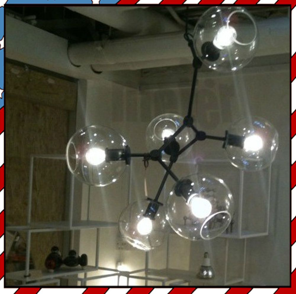 Details about 6 light globe glass shade pendant lamp chandelier 6 light globe glass shade pendant lamp chandelier light lighting ceiling arubaitofo Choice Image
