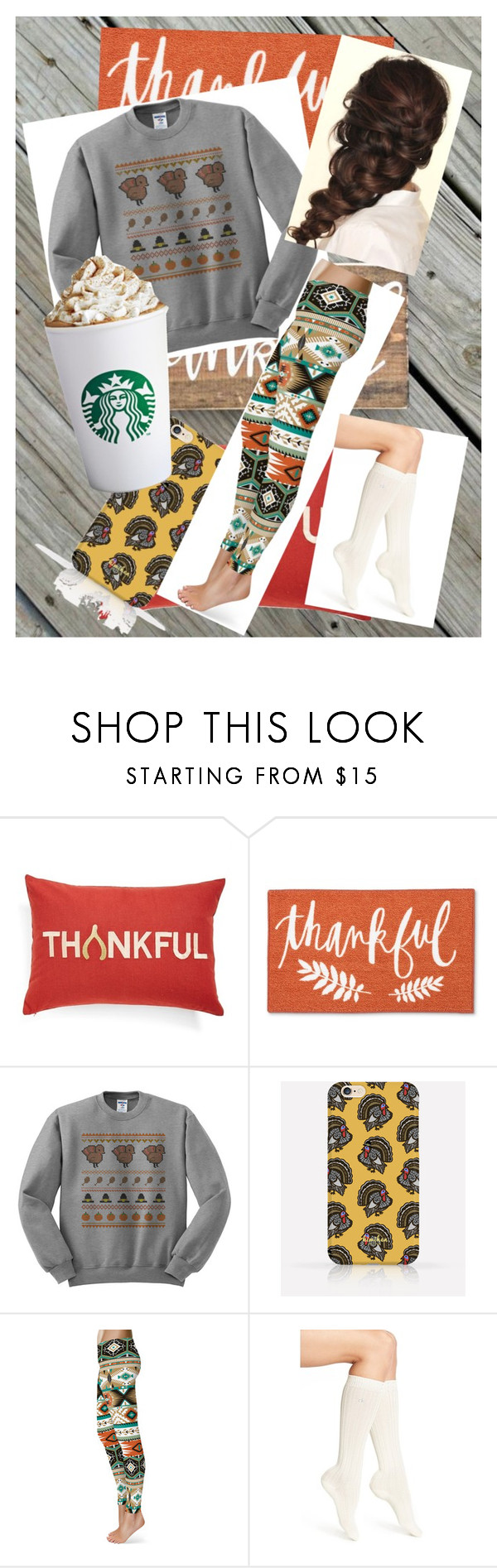 """HAPPY THANKSGIVING (READ D)"" by omgomgomgomgomg ❤ liked on Polyvore featuring Nordstrom, Threshold, Disney and Calvin Klein"