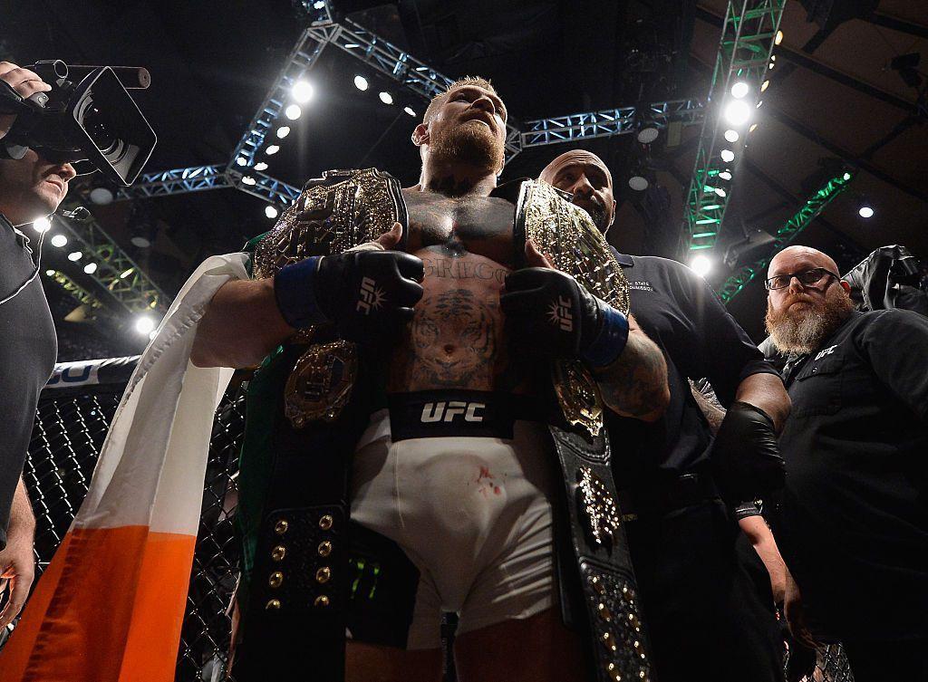 How long until the UFC 229 Nurmagomedov vs McGregor mega