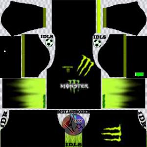 Monster Kits 2020 Dream League Soccer In 2020 Soccer Kits Soccer Kit