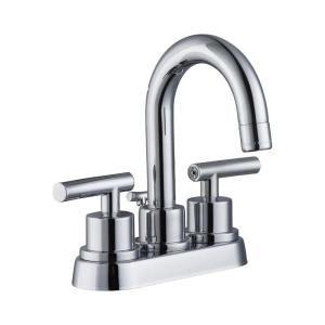 The Home Depot Logo High Arc Bathroom Faucet Bathroom Faucets Faucet