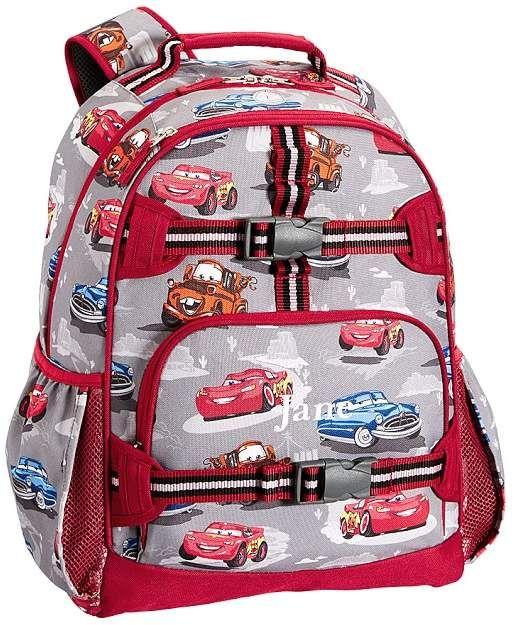 206766a97974 Pottery Barn Kids Mackenzie Gray Cars Lunch Bags