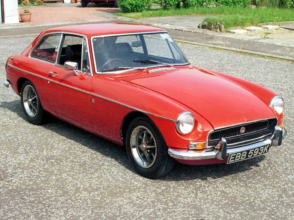 My First Car Mgb Gt Red 1970 Loved It With Images Mg Cars