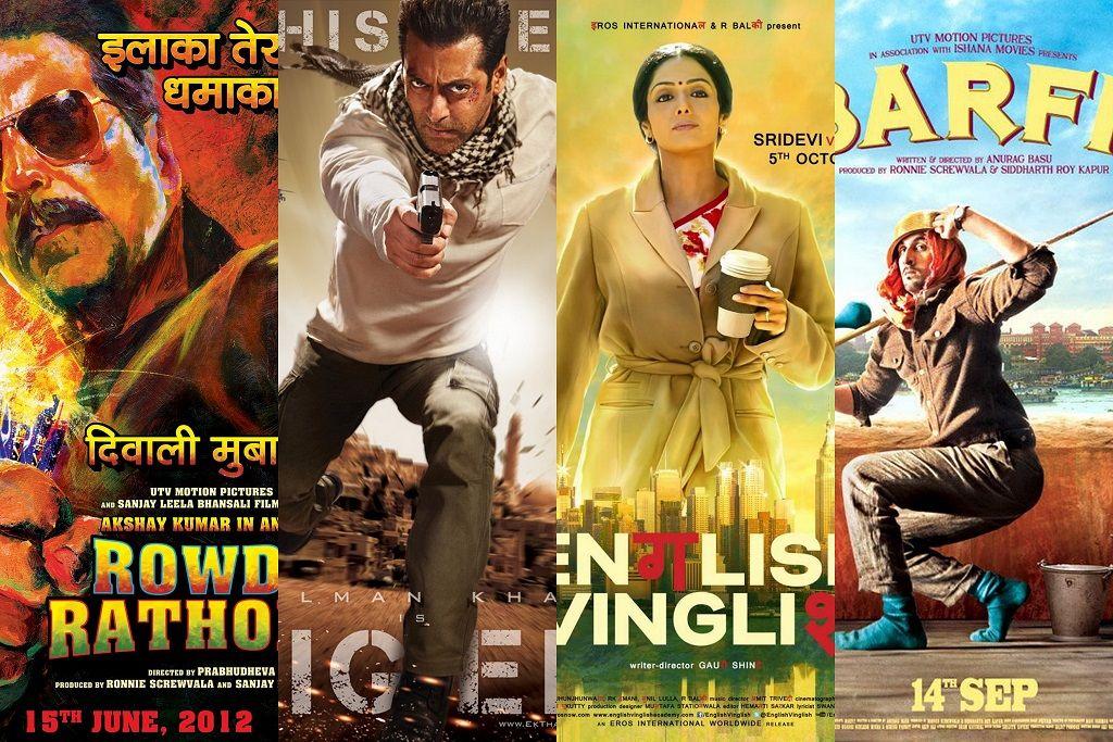 Top 10 Best Hindi Movies Of 2012 — TTCT