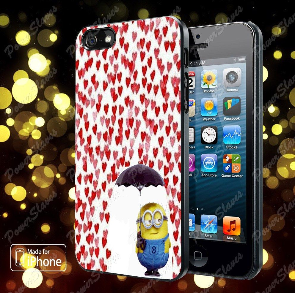 Minions+Umbrella+case+for+iPhone+5+5S+5C+4+4S+and+by+PowerSlaves,+$14.79